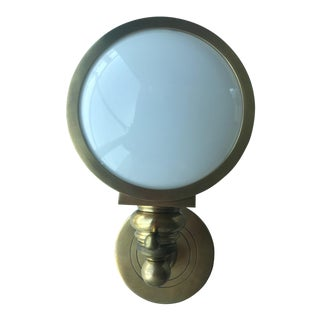 Visual Comfort Boston Brass Sconce