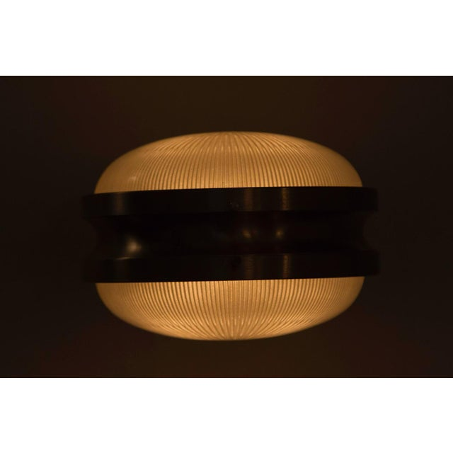 Gold 1960s Sergio Mazza 'Gamma' Sconces for Artemide For Sale - Image 8 of 8