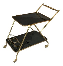 Image of Asian Bar Carts and Dry Bars