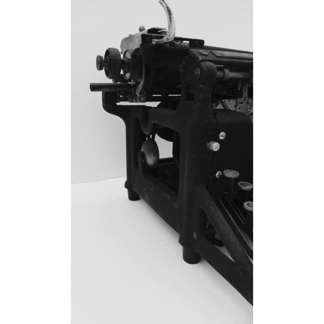 Antique Underwood Typewriter - Image 5 of 11