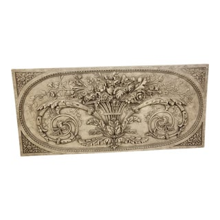 French Architectural Panel For Sale