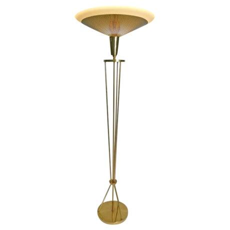 Lightolier Floor Lamp For Sale