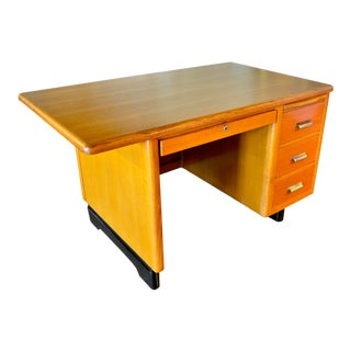 Mid Century Modern Alma Desk For Sale