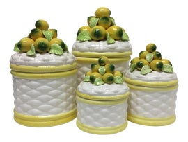 Image of Canary Yellow Decorative Objects