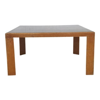 1950s Mid-Century Modern Edward Wormley for Dunbar Coffee Table For Sale