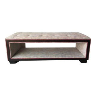 Thomas O'Brien Marguax Bench for Century Furniture For Sale