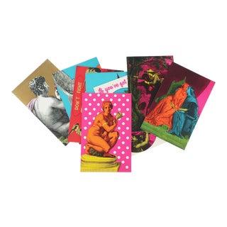 Tiber Press Warhol Era Silkscreen Greeting Cards, For Sale
