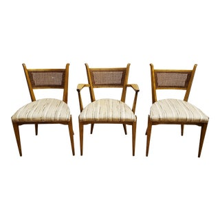 1950s Edmond Spence Dining Chairs - Set of 3 For Sale