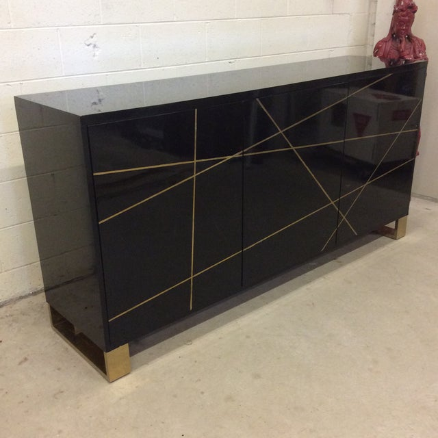 Monumental piece. This is a floor sample from the furniture company known as Modern History. The piece retails for over...
