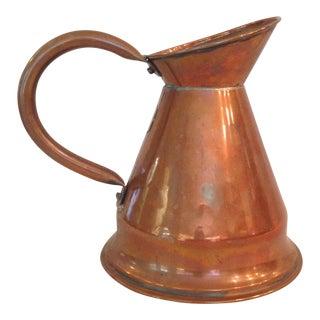 Vintage Copper Jug