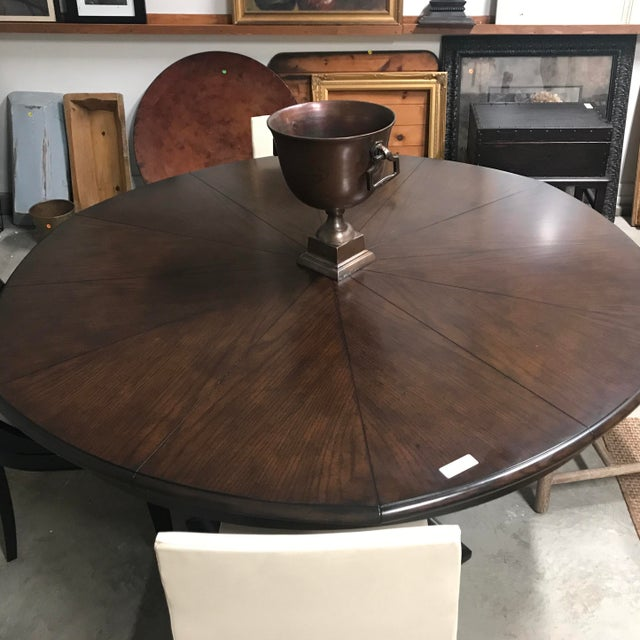 Brown Soho Jupe Dining Table For Sale - Image 8 of 12