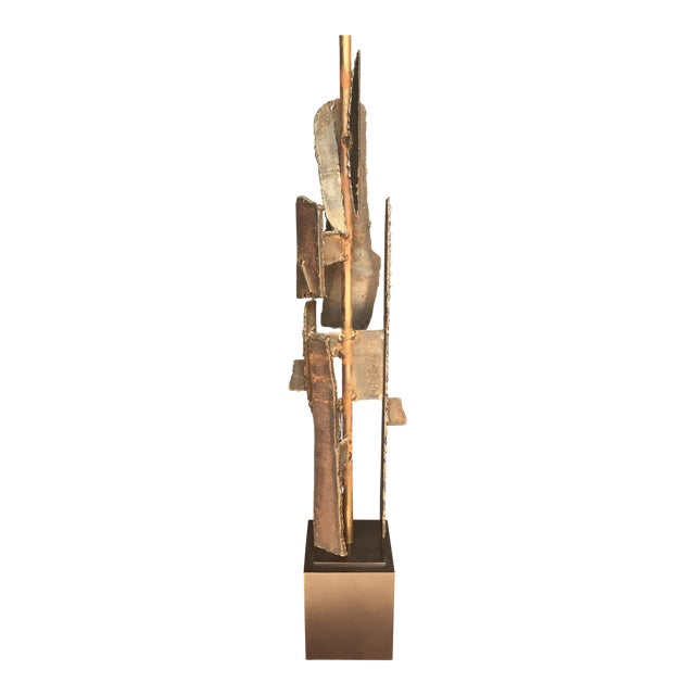 Mid-Century Harry Balmer Sculpture Lamp - Image 1 of 9