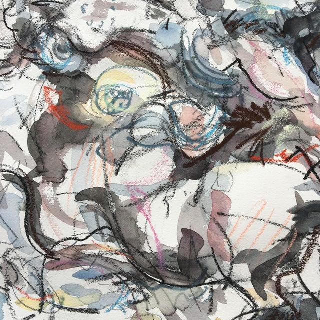 "Contemporary ""The Lost Leonardo"" Sketch #3 For Sale - Image 3 of 4"