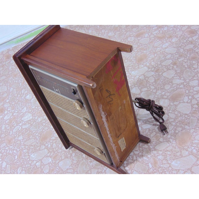 1930s Vintage Zenith Brown Radio For Sale - Image 9 of 12
