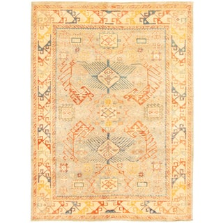 "Pakistani Hand-Knotted Rug-6'2"" X 8'5"" For Sale"