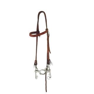 Vintage Western Bridle and Bit For Sale