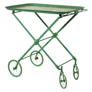 French Garden Drinks Cart