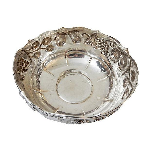 Antique Silver Bowl - Image 3 of 7