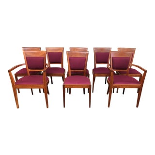 1990s Contemporary Thomas Moser Harpswell Chairs - Set of 8