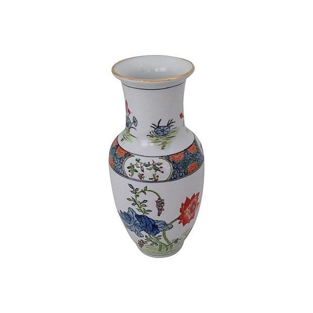 Chinoiserie Porcelain Vase - Image 4 of 5