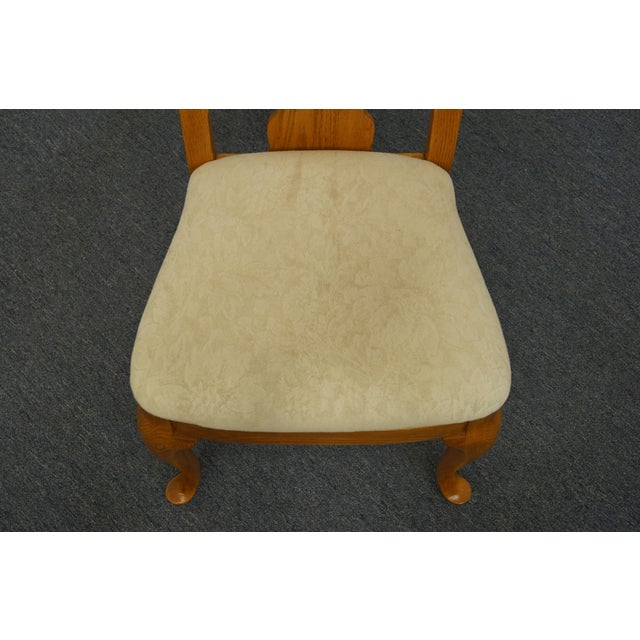 2000 - 2009 Pennsylvania House Solid Oak Country French Side Chair For Sale - Image 5 of 11