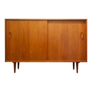 1950s Mid Century Modern Milo Baughman for Glenn of California Cabinet For Sale