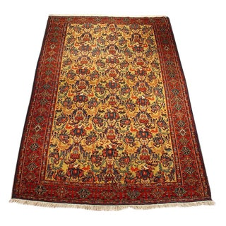 19th Century Persian Senneh Rug For Sale