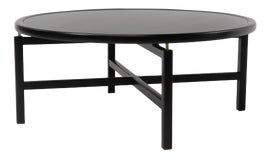 Image of Newly Made Black Coffee Tables