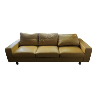Modern Ekornes Stressless E200 3 Seater Sofa For Sale