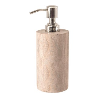 Anaya Rainbow Sandstone Soap Dispenser For Sale