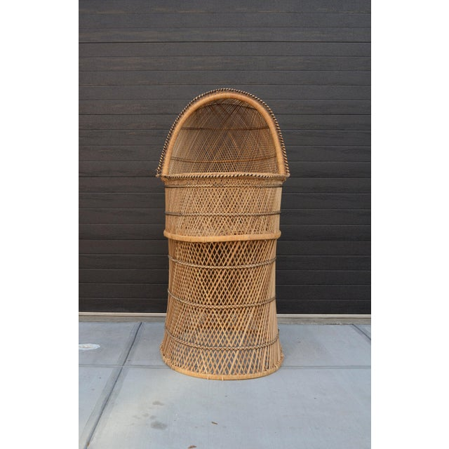 w dropping large freestanding wicker bassinet boho mama dream come true woven wicker bassinet with wicker base. stands...