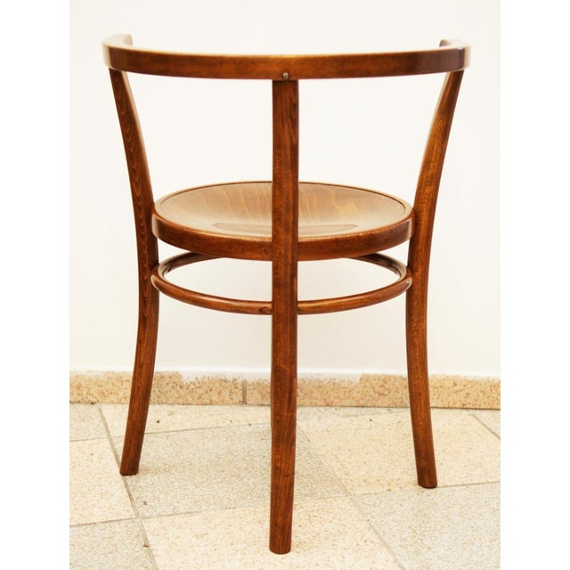 Traditional No. 8 armchair by Thonet, 1904 For Sale - Image 3 of 7