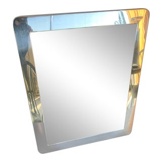 Vintage Mid-Century Sterling Silver Picture Frame For Sale