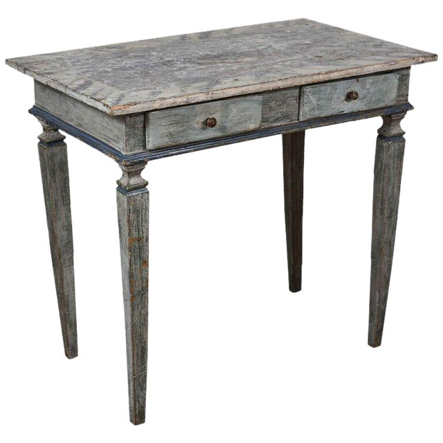 18th Century Italian Painted Table - Image 1 of 7