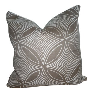 "Beacon Hill ""Kailistrie"" Designer Pillow For Sale"