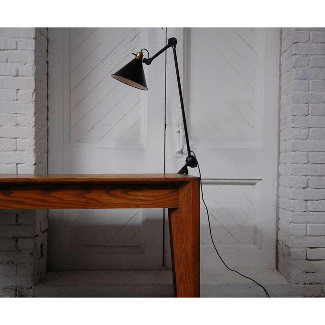 G.R.A.S. Architect's Lamp From France For Sale In Providence - Image 6 of 6