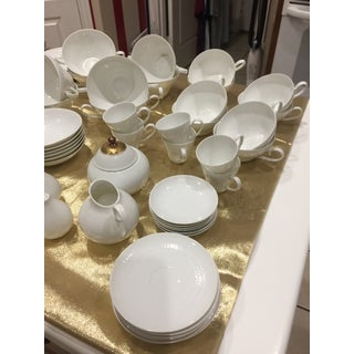 Bjorn Hiiblad China for Rosenthal Romance Pattern Dinnerware - 108 Piece Set Preview