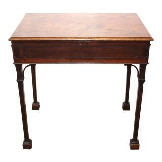 George III Period Dressing Table For Sale