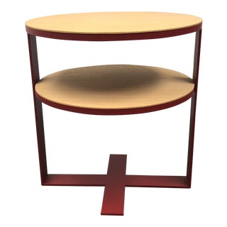 Contemporary Antonio Citterio for B&B Italia Eileen Side Table For Sale