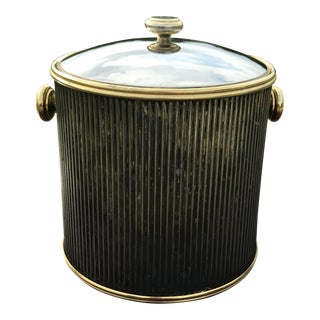Vintage Patina Ice Bucket