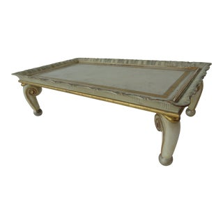20th Century French Maison Jansen Signed and Numbered Side Table For Sale