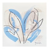 Image of Abstract Mini Bouquet 2 Painting by Parrish Hoag For Sale