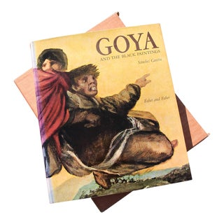 Goya and the Black Paintings by Francisco Javier Sanchez Canton, 1964 For Sale