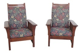 Image of Mission Accent Chairs