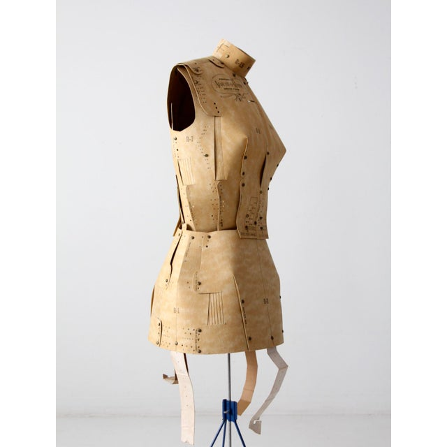 Mid-Century Adjust-O-Matic Dress Form For Sale - Image 4 of 12