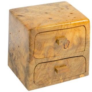 Birds Eye Maple Box For Sale
