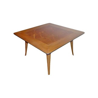1940s Mid-Century Modern Edward Wormley Coffee Table For Sale