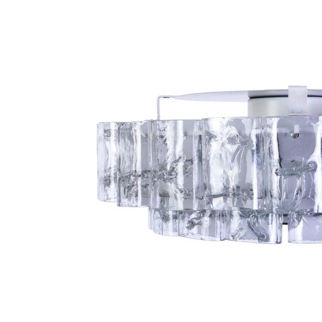 Mid-Century Modernist Doria Flush Mount For Sale - Image 10 of 10