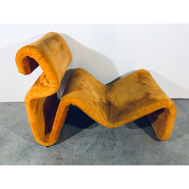 """J.O. Carlsson Jan Ekselius for j.o. Carlsson """"Etcetera"""" Lounge Chair, Vintage 1970s For Sale - Image 4 of 11"""