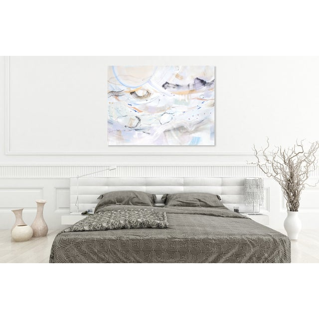 Abstract Expressionist Painting by Brenna Giessen - Image 2 of 2